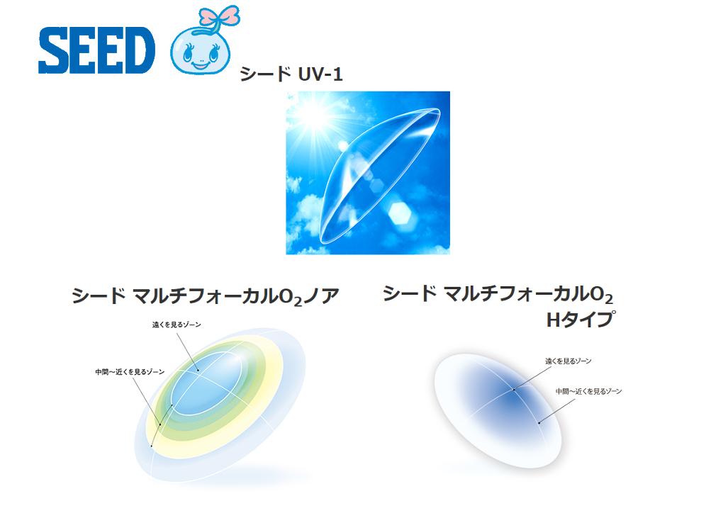 シードハードレンズ スペシャルキャンペーン